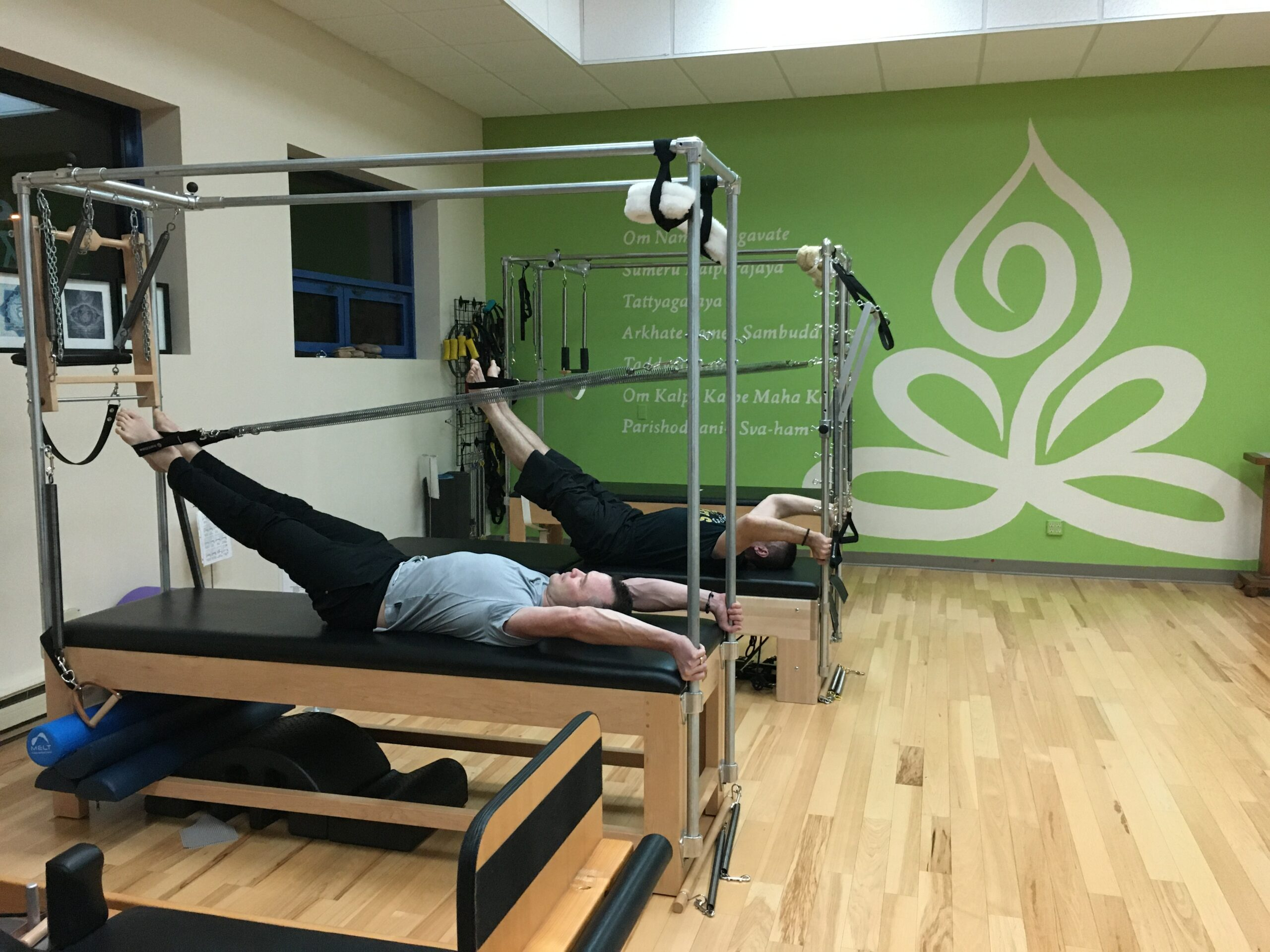 men workout pilates eau claire